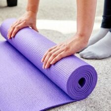 choose Exercise Mat for Carpet for You