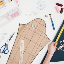 Making a Shirt From Patterns Yourself to Sewing